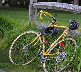 en cykel